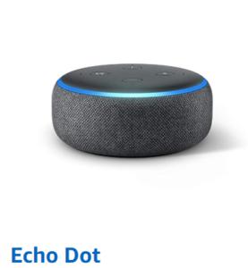 Echo Dotの画像