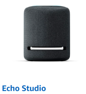 Echo Studioの画像