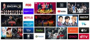 アマゾンプライムビデオ番組の画像