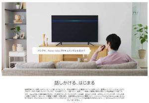 Amazon Fire TV Stickアレクサイメージ画像